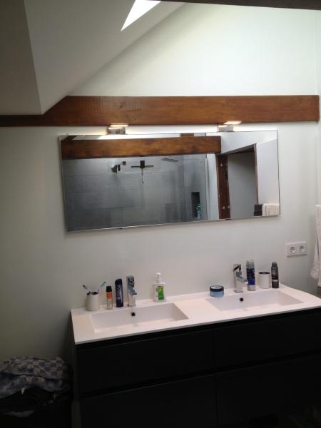 Badkamer Wastafel Inbouw  Badkamermeubel kopen tips en inspiratie  Kraan uit de muur u